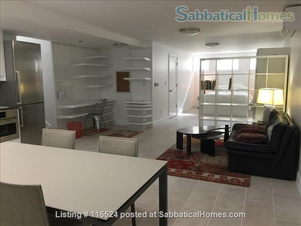 Beautiful bright studio apartment in DC Home Rental in Washington, District of Columbia, United States 2