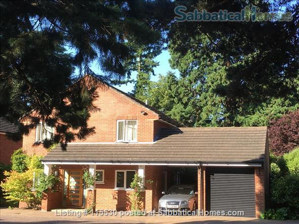 Lovely spacious family home to rent in Norwich  Home Rental in Norwich, England, United Kingdom 1
