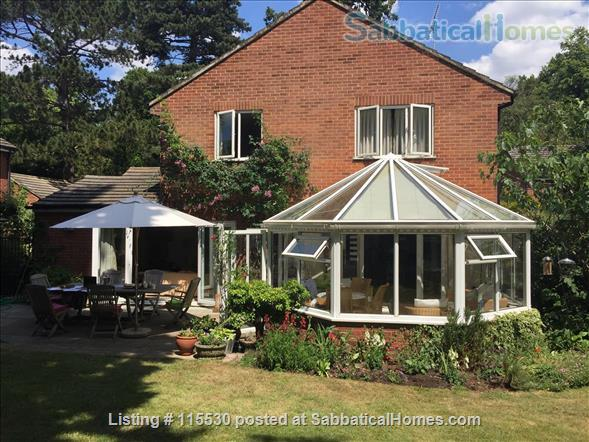 Lovely spacious family home to rent in Norwich  Home Rental in Norwich, England, United Kingdom 7