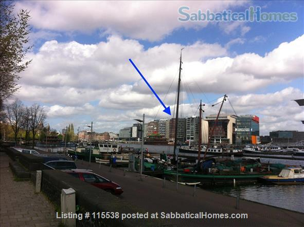 Beautiful apartment right in Amsterdam city center Home Rental in Amsterdam, Noord-Holland, Netherlands 1