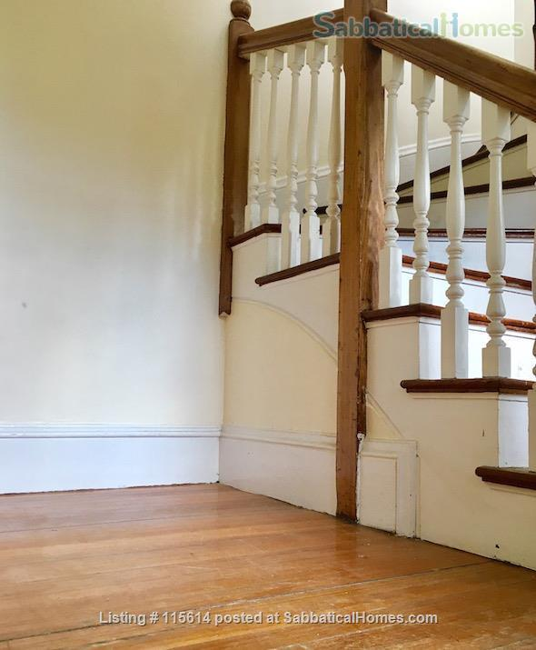 Private 3rd Floor Unit: 2 Large, Sunny Bedrooms, Luxury Bathroom & Kitchenette. Private Entrance. Short Walk to T (Green Line), Near Rte 95/128  Home Rental in Newton, Massachusetts, United States 8