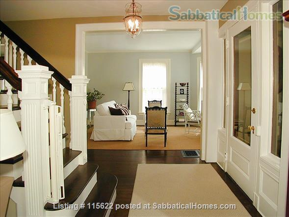 Elegant Home on a Fantastic Block in East Rock! Home Rental in New Haven, Connecticut, United States 0