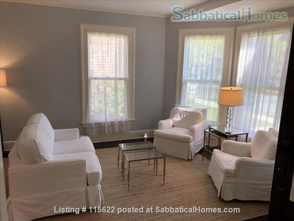 Elegant Home on a Fantastic Block in East Rock! Home Rental in New Haven, Connecticut, United States 2