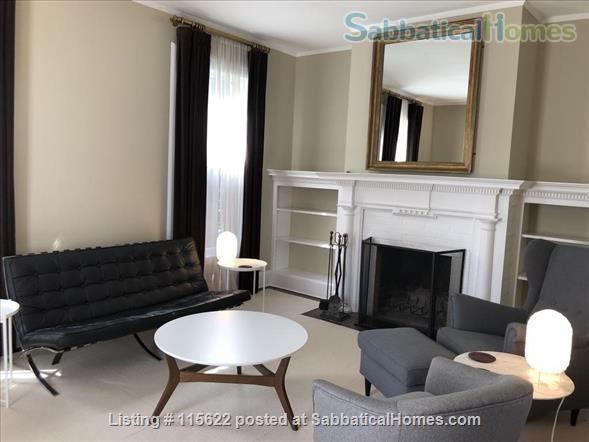 Elegant Home on a Fantastic Block in East Rock! Home Rental in New Haven, Connecticut, United States 3