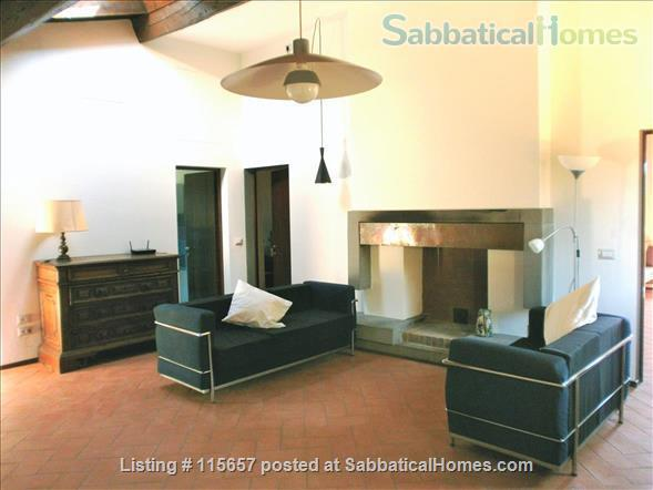 First floor Apartment in the olive groves near Florence and Chianti! Home Rental in Bagno a Ripoli 2