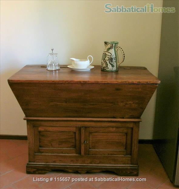 First floor Apartment in the olive groves near Florence and Chianti! Home Rental in Bagno a Ripoli 6