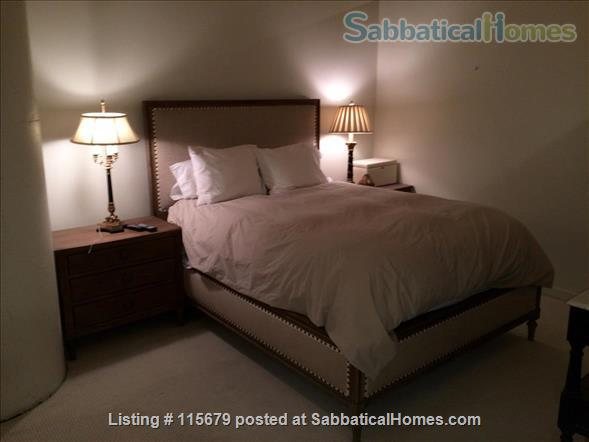 Stylish 1-bedroom Loft Beautifully Furnished for Rent in Printers Row Home Rental in Chicago, Illinois, United States 0
