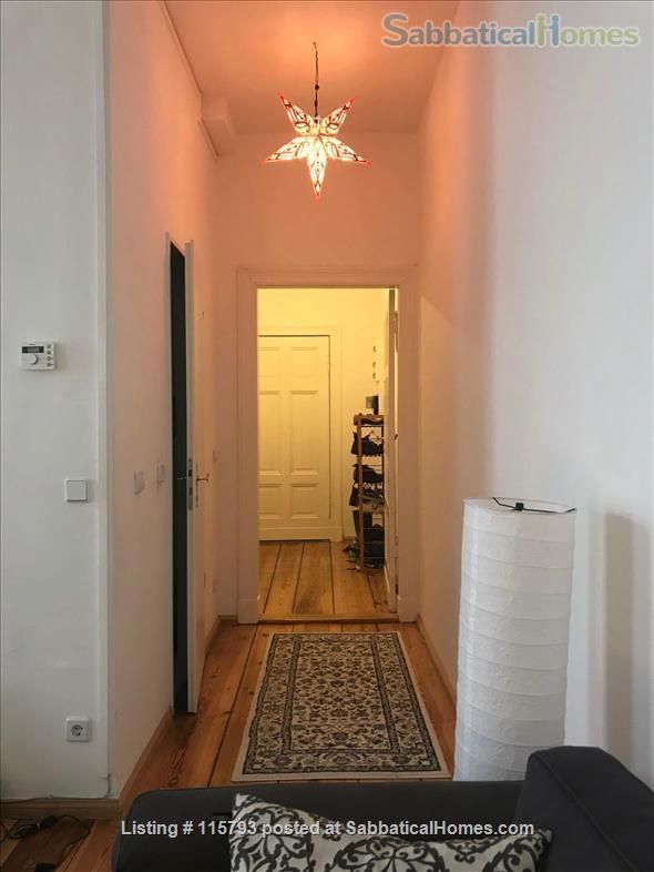 Kreuzberg Apt Close to Bergmanstr. Home Rental in Berlin, Berlin, Germany 9