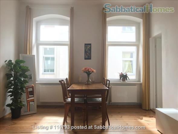 Kreuzberg Apt Close to Bergmanstr. Home Rental in Berlin, Berlin, Germany 2