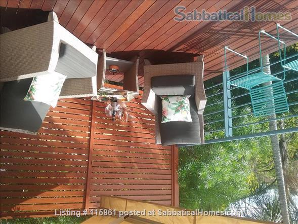 Treetop Townhouse in St Lucia Home Rental in St Lucia, QLD, Australia 6