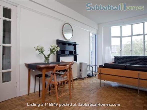 Beautiful Bloomsbury Studio Home Rental in London, England, United Kingdom 1