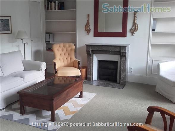 Sunny Apartment near Luxembourg Gardens.  Perfect for an academic couple. Home Rental in Paris, Île-de-France, France 3