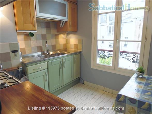 Sunny Apartment near Luxembourg Gardens.  Perfect for an academic couple. Home Rental in Paris, Île-de-France, France 7