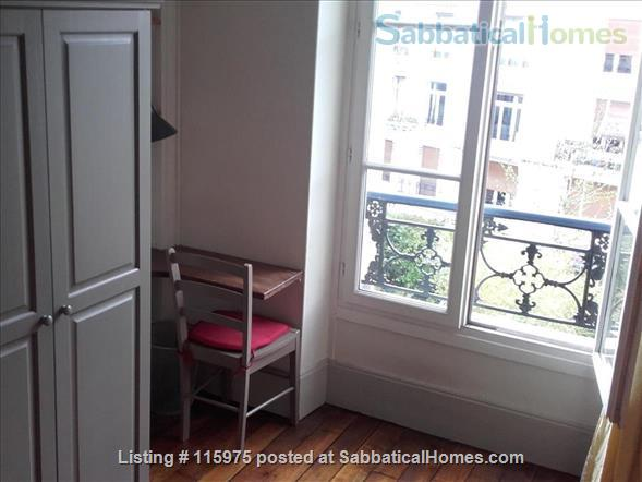Sunny Apartment near Luxembourg Gardens.  Perfect for an academic couple. Home Rental in Paris, Île-de-France, France 8