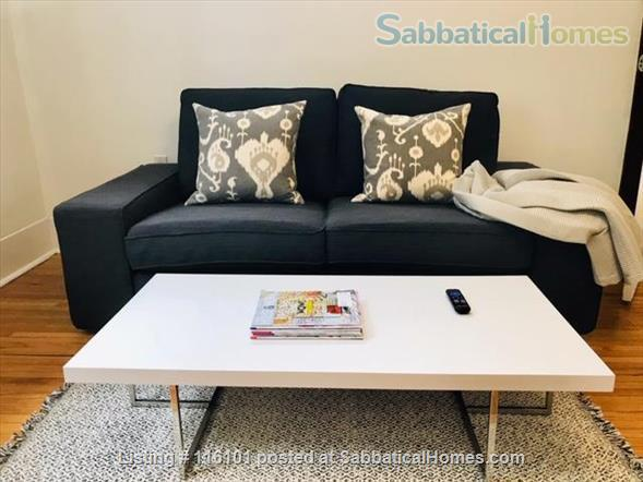 Bright, Spacious and Classic  Main Floor One Bedroom Apartment Home Rental in Toronto, Ontario, Canada 1