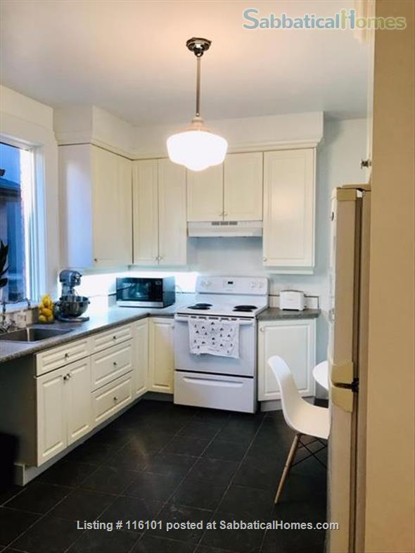 Bright, Spacious and Classic  Main Floor One Bedroom Apartment Home Rental in Toronto, Ontario, Canada 4