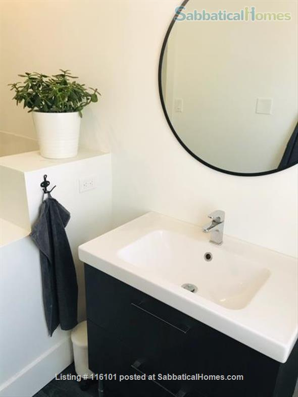 Bright, Spacious and Classic  Main Floor One Bedroom Apartment Home Rental in Toronto, Ontario, Canada 8