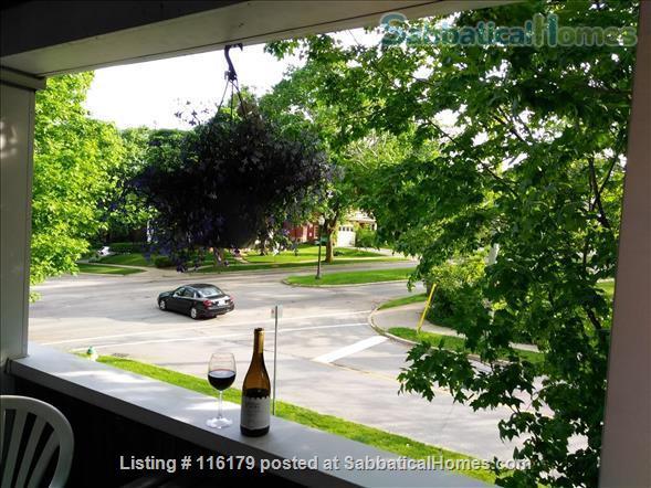 Luxury 3 Bedroom Furnished Apartment in Elegant Century Home Home Rental in Waterloo, Ontario, Canada 9