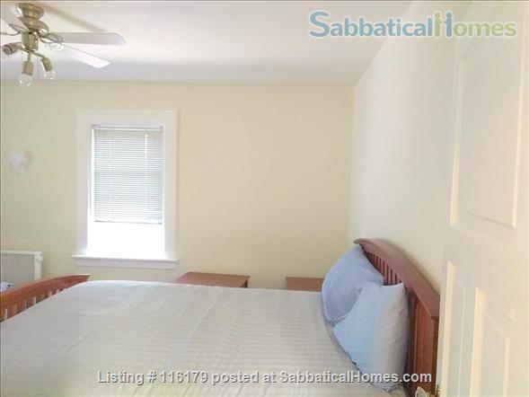 Luxury 3 Bedroom Furnished Apartment in Elegant Century Home Home Rental in Waterloo, Ontario, Canada 2