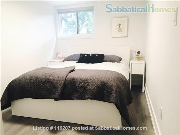 1 Bedroom + Den Beautiful Renovated Furnished Aparment Home Rental in Toronto, Ontario, Canada 1