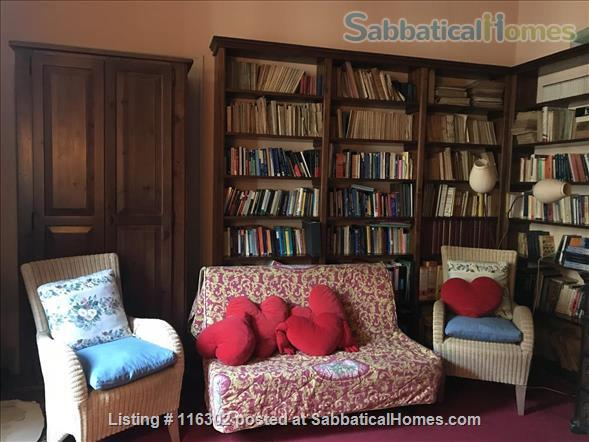 Splendid XVIII Ce 2500sqf Apartm @ Florence near Santa Croce Home Exchange in Florence 9