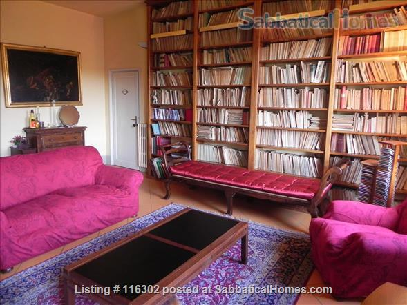 Splendid XVIII Ce 2500sqf Apartm @ Florence near Santa Croce Home Exchange in Florence 1