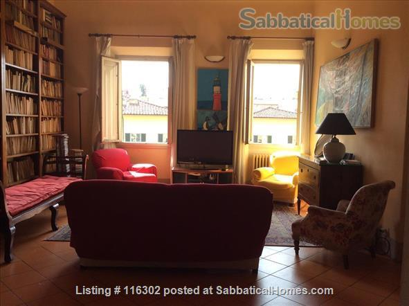 Splendid XVIII Ce 2500sqf Apartm @ Florence near Santa Croce Home Exchange in Florence 0