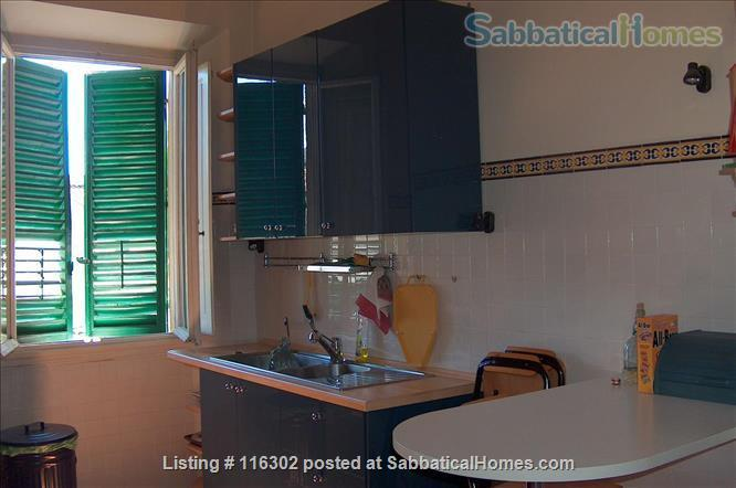Splendid XVIII Ce 2500sqf Apartm @ Florence near Santa Croce Home Exchange in Florence 5