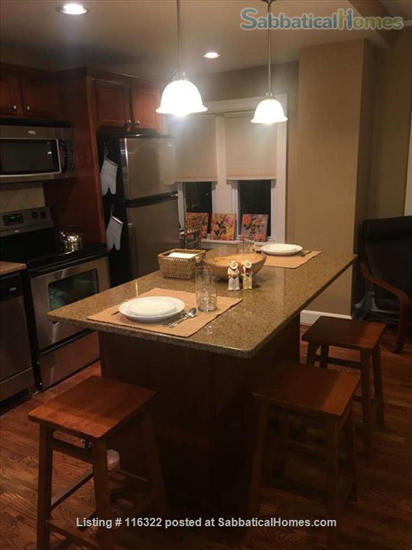 Sublet our small apartment, includes utilities, wifi, possible reserved outdoor parking. Home Rental in Kansas City, Missouri, United States 1