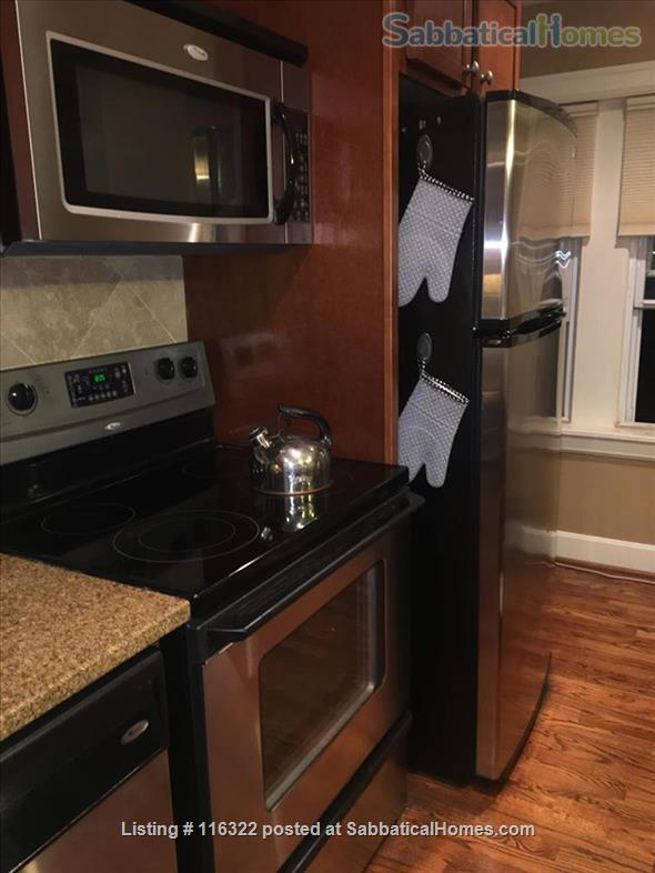 Sublet our small apartment, includes utilities, wifi, possible reserved outdoor parking. Home Rental in Kansas City, Missouri, United States 0