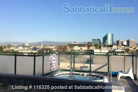 BRIGHT AND SPACIOUS LOFT - West LA (close to UCLA) Home Rental in Los Angeles, California, United States 9