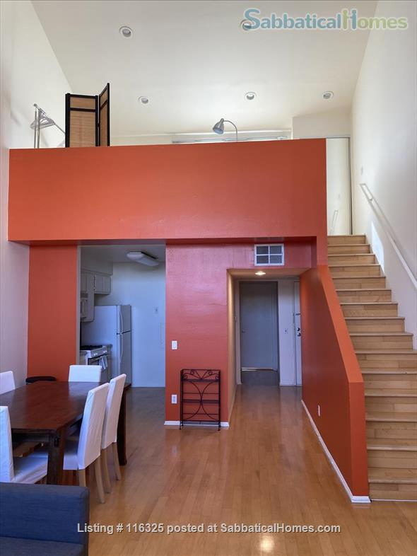 BRIGHT AND SPACIOUS LOFT - West LA (close to UCLA) Home Rental in Los Angeles, California, United States 1