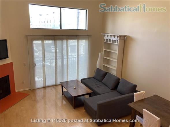 BRIGHT AND SPACIOUS LOFT - West LA (close to UCLA) Home Rental in Los Angeles, California, United States 0