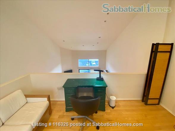 BRIGHT AND SPACIOUS LOFT - West LA (close to UCLA) Home Rental in Los Angeles, California, United States 3