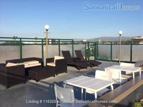 BRIGHT AND SPACIOUS LOFT - West LA (close to UCLA) Home Rental in Los Angeles, California, United States 8