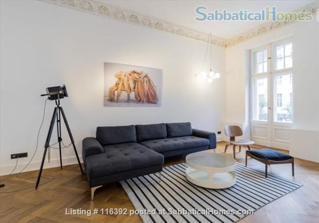 Large stylish apartment - Prime Area - Akazienkiez Schöneberg  -  Home Rental in Berlin, Berlin, Germany 1