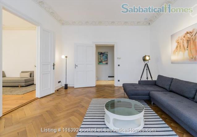 Large stylish apartment - Prime Area - Akazienkiez Schöneberg  -  Home Rental in Berlin, Berlin, Germany 0