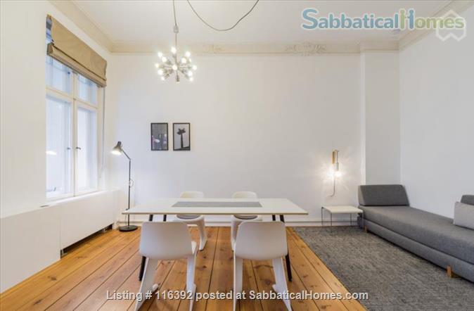 Large stylish apartment - Prime Area - Akazienkiez Schöneberg  -  Home Rental in Berlin, Berlin, Germany 2