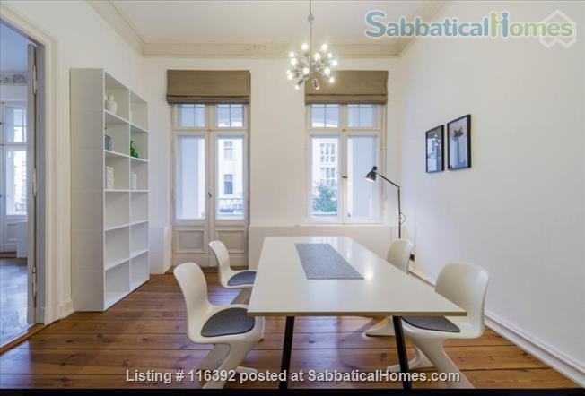 Large stylish apartment - Prime Area - Akazienkiez Schöneberg  -  Home Rental in Berlin, Berlin, Germany 3