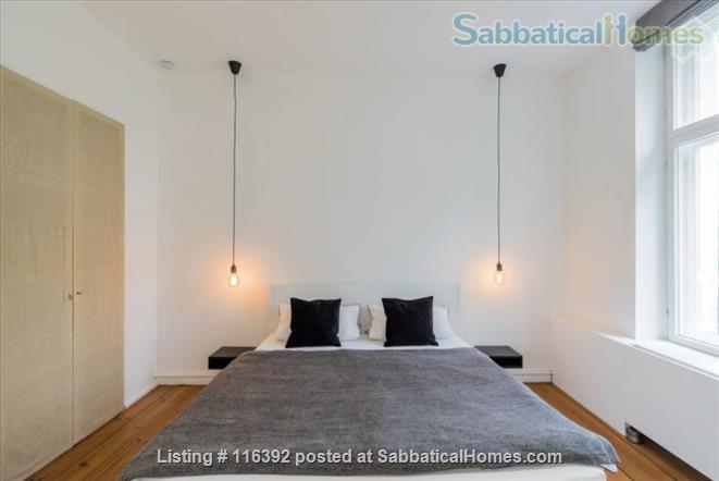Large stylish apartment - Prime Area - Akazienkiez Schöneberg  -  Home Rental in Berlin, Berlin, Germany 4