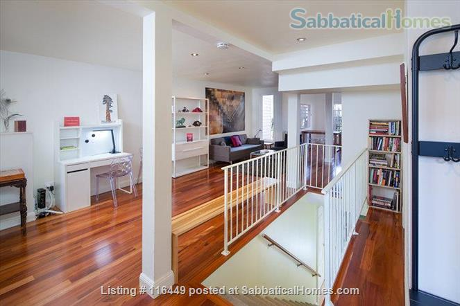 Spacious Noe Valley Garden with Deck / Cedar Hot Tub:  May 1, 2021 Home Rental in San Francisco, California, United States 0