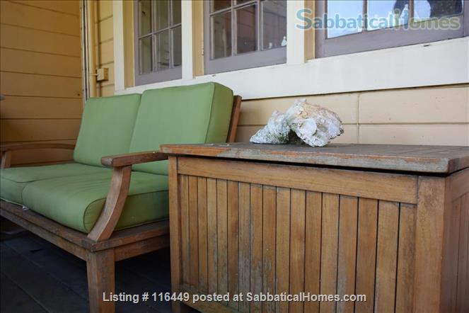 Spacious Noe Valley Garden with Deck / Cedar Hot Tub:  May 1, 2021 Home Rental in San Francisco, California, United States 5