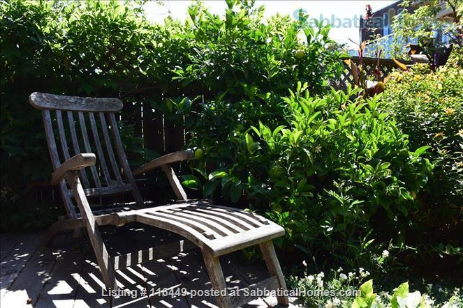 Spacious Noe Valley Garden with Deck / Cedar Hot Tub:  May 1, 2021 Home Rental in San Francisco, California, United States 6