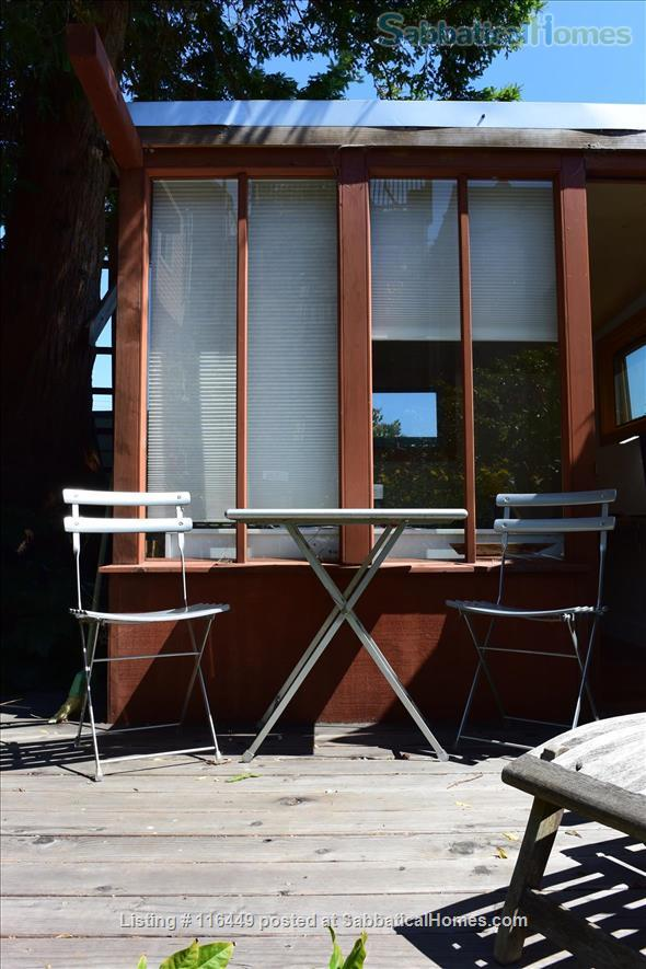 Spacious Noe Valley Garden with Deck / Cedar Hot Tub:  May 1, 2021 Home Rental in San Francisco, California, United States 7