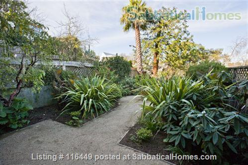 Spacious Noe Valley Garden with Deck / Cedar Hot Tub:  May 1, 2021 Home Rental in San Francisco, California, United States 8