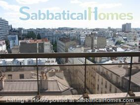 Paris with a terrace Home Rental in Paris, Île-de-France, France 0