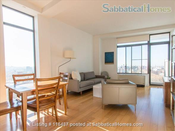 Luxury 1 Bedroom Loft Apt with Private Balcony in the Heart of Brooklyn, NY Home Rental in Brooklyn, New York, United States 0