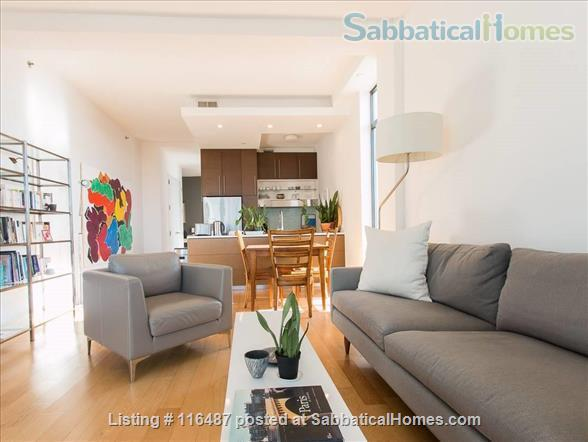 Luxury 1 Bedroom Loft Apt with Private Balcony in the Heart of Brooklyn, NY Home Rental in Brooklyn, New York, United States 2