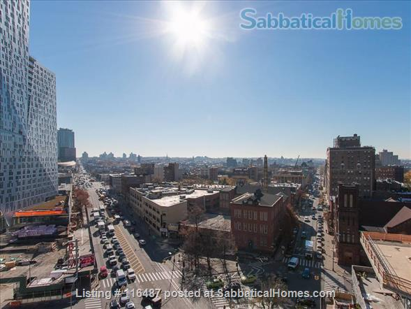 Luxury 1 Bedroom Loft Apt with Private Balcony in the Heart of Brooklyn, NY Home Rental in Brooklyn, New York, United States 8