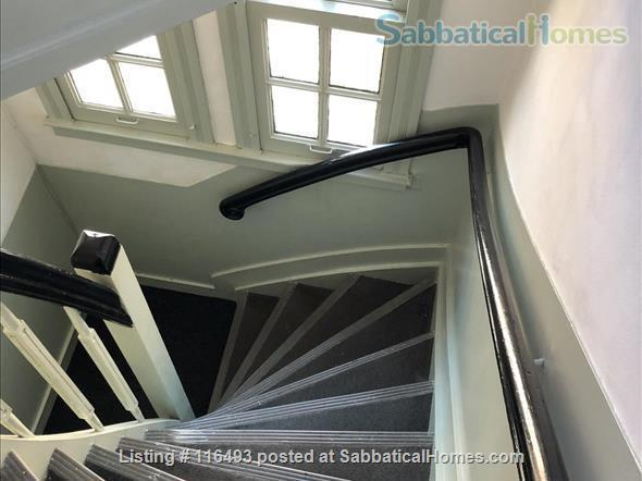 Light Top Floor Apartment with Roof Terrace Home Rental in Amsterdam, Noord-Holland, Netherlands 5